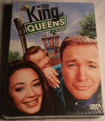 King of Queens Season 3 Factory Sealed