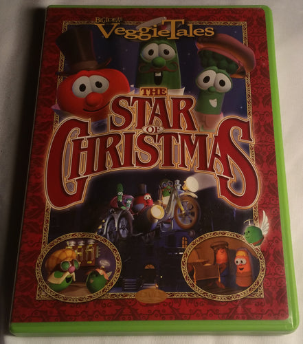 Veggie Tales The Star of Christmas DVD