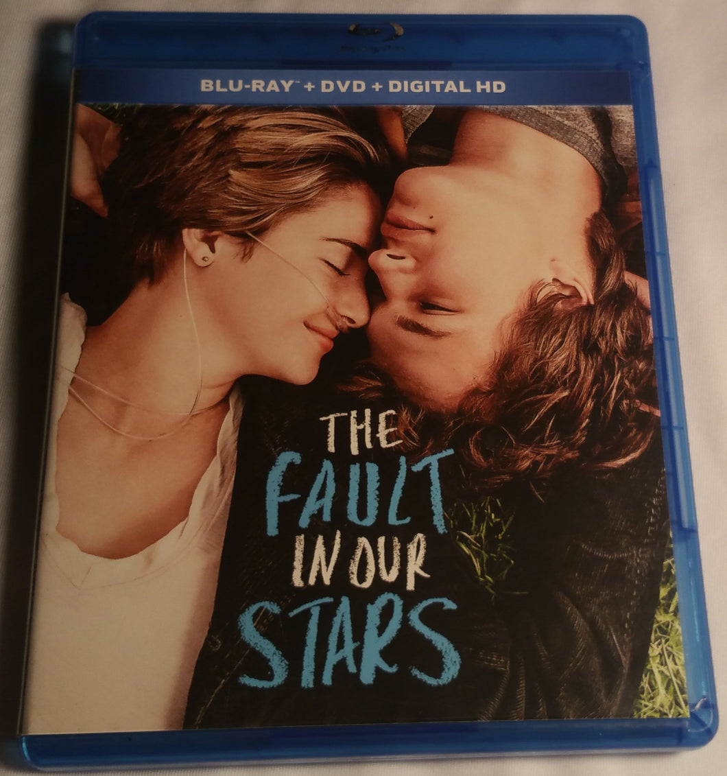 The Fault In Our Stars Blu-Ray + DVD Combo