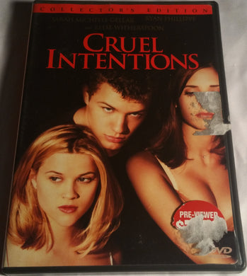 Cruel Intentions DVD