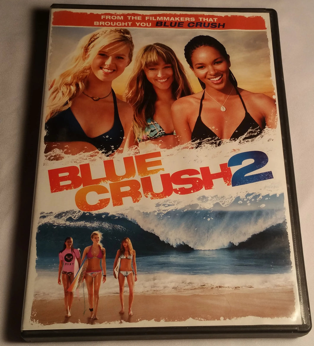 Blue Crush 2 DVD