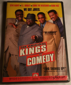 The Original Kings of Comedy DVD