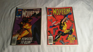 Wolverine Not Dead Yet Part 2 and 4