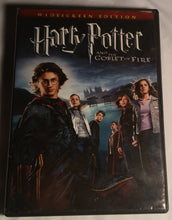 Load image into Gallery viewer, Harry Potter and The Goblet of Fire DVD
