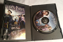 Load image into Gallery viewer, Harry Potter and The Goblet of Fire DVD Includes Original Booklet