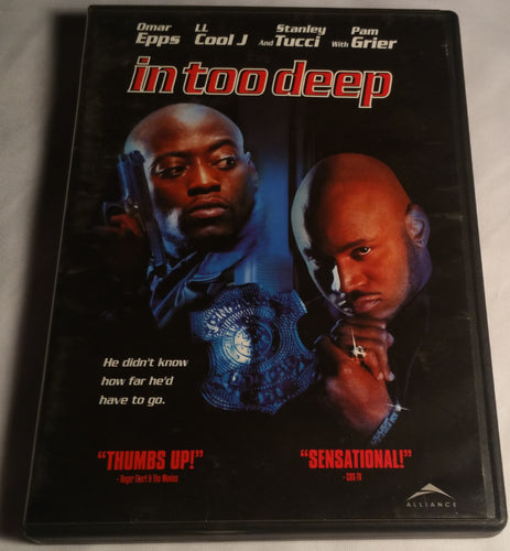 In Too Deep - LL Cool J and Omar Epps Drama