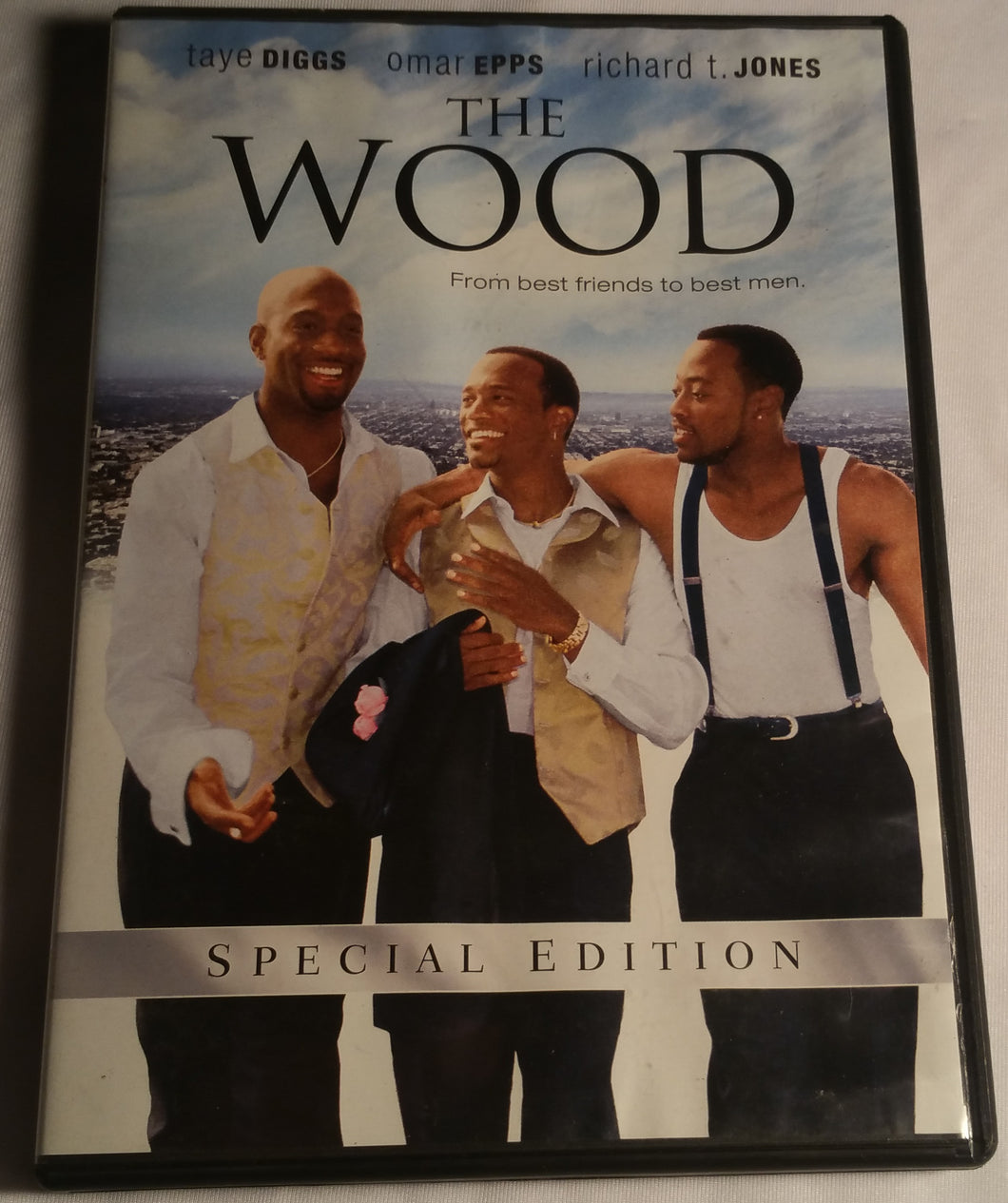 The Wood Starring Taye Diggs and Omar Epps