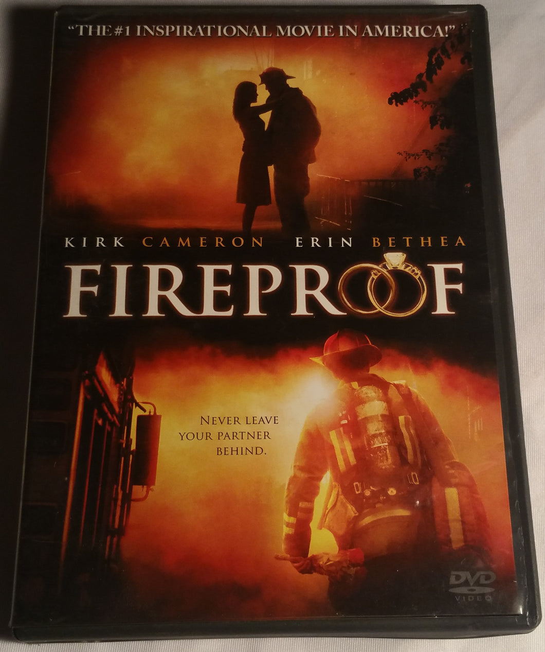 Fireproof DVD - Inspirational Drama