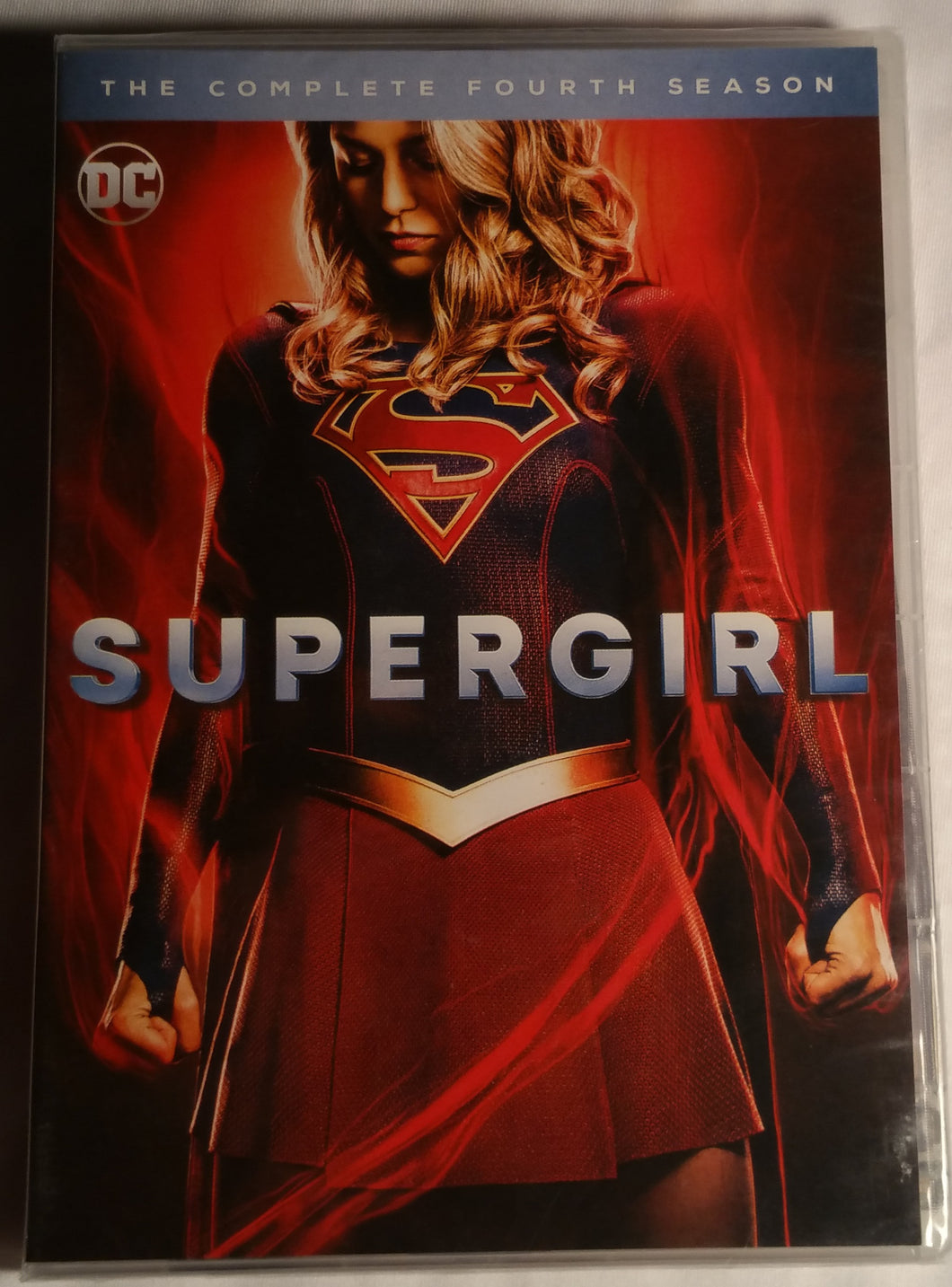 Supergirl Season 4 DVD. Factory Sealed