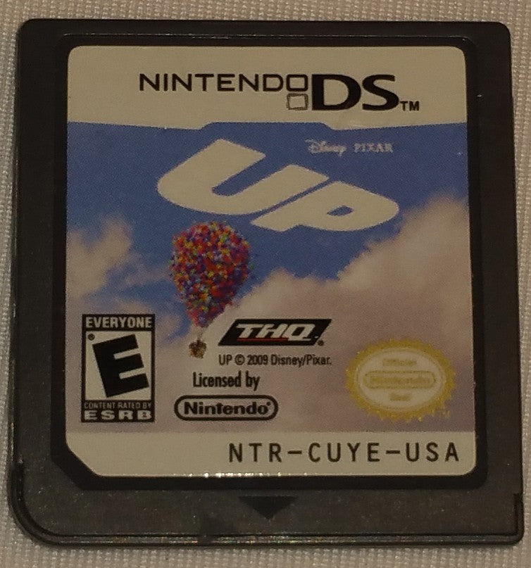 UP Nintendo DS Game