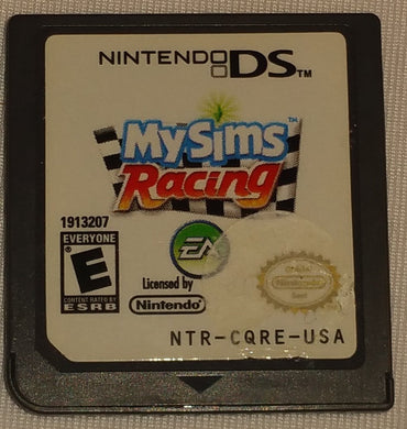 My Sims Racing Nintendo DS Game