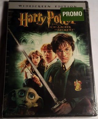 Harry Potter and The Chamber of Secrets(Resealed)