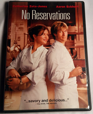 No Reservations Starring Catherine Zeta-Jones and Aaron Eckhart