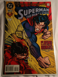 Superman The Man of Steel #52 - The Trial of Superman - Closing Arguments!