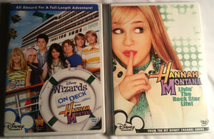 Hannah Montana DVD Bundle