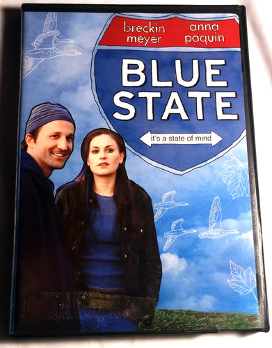 Blue State Starring Anna Paquin