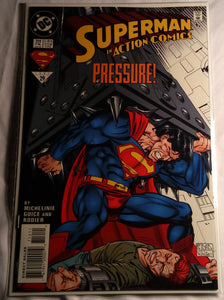 Superman In Action Comics #712