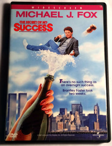 The Story Of My Success Starring Michael J Fox