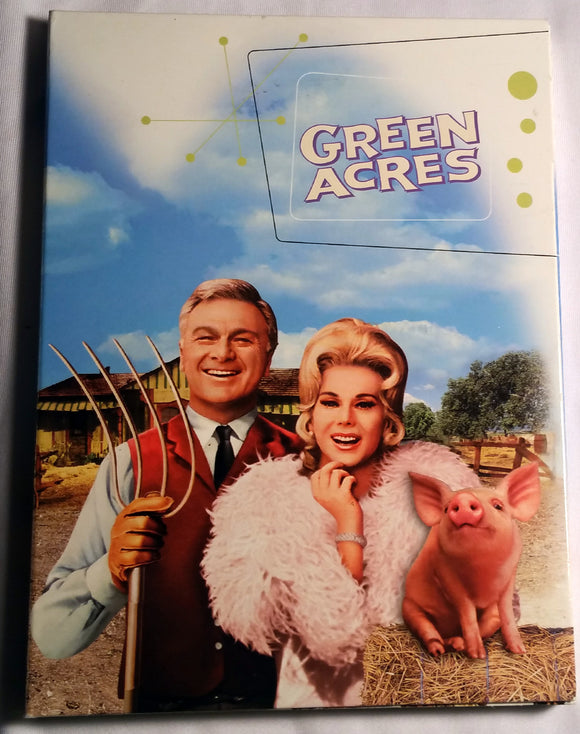 Green Acres The Complete First Season