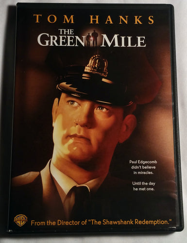 The Green Mile Starring Tom Hanks