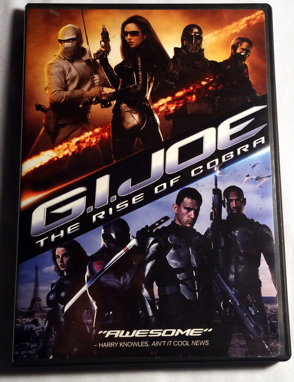 G.I Joe The Rise Of Cobra