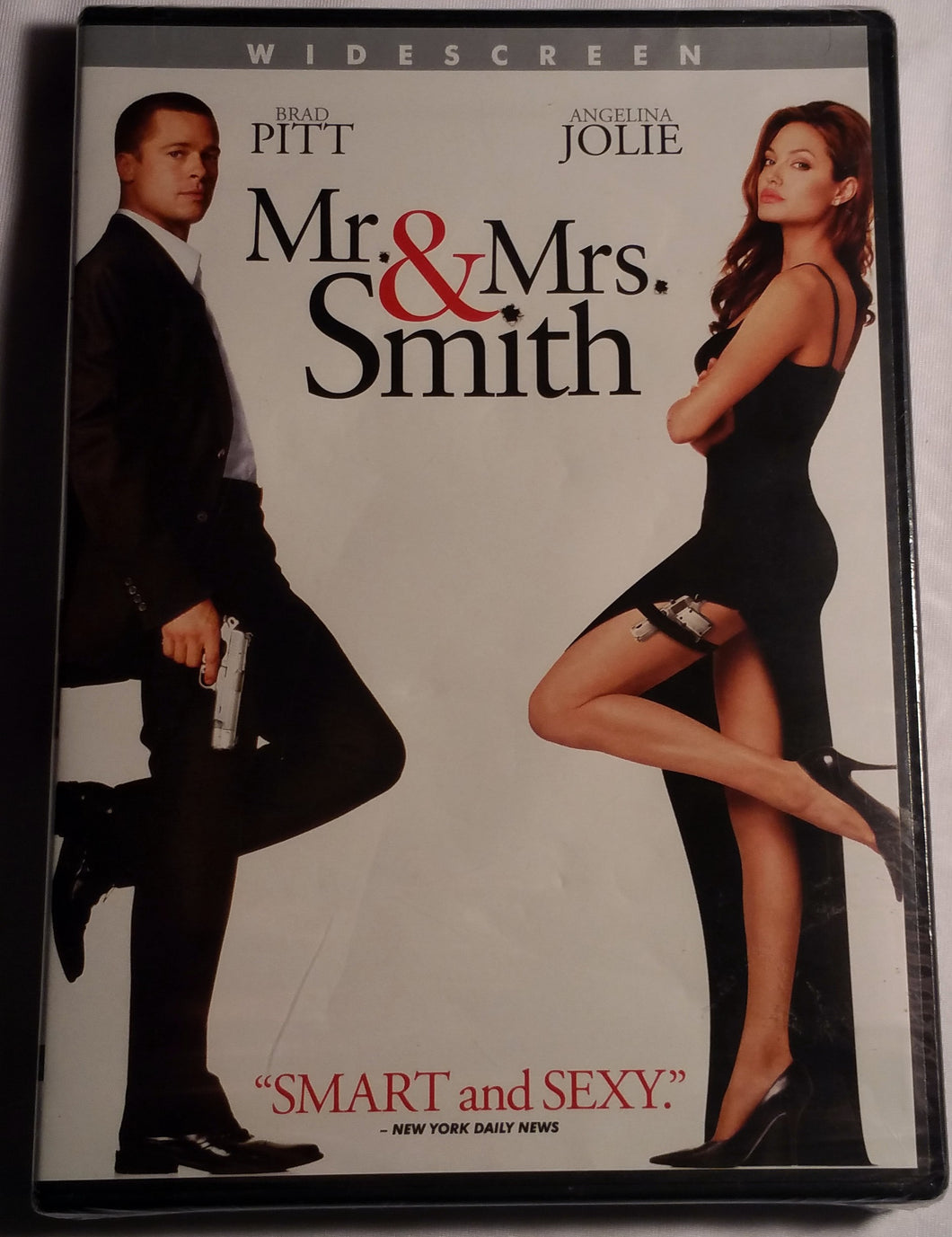 Mr and Mrs Smith Factory Sealed