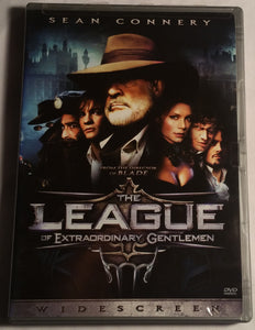 League of Extraordinary Gentleman DVD Widescreen