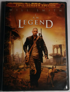 I Am Legend - Full Screen Edition