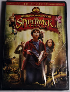 Spiderwick Chronicles Full Screen Edition