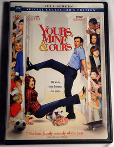 Yours, Mine and Ours - Full Screen Special Collectors Edition