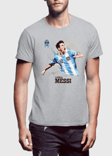 Load image into Gallery viewer, Messi Half Sleeves T-shirt