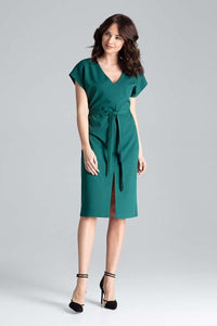 Green Katrus Dress