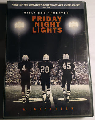 Friday Night Lights - Widescreen