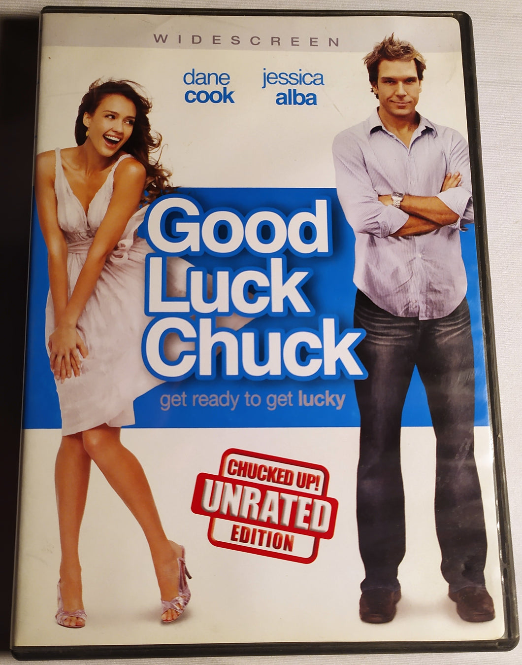 Good Luck Chuck - Chucked Up Unrated Edition