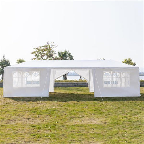 Spacious Tent For Outdoor Events (9 Feet Wide by 29 Feet Long)