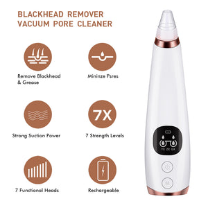 Blackhead Remover and Pore Cleansing Tool. Start The Journey To Healthier Skin!