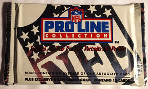 NFL Pro Line Collection