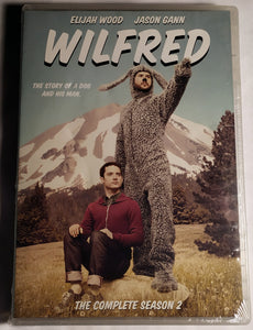 Wilfred The Complete Second Season(Factory Sealed)