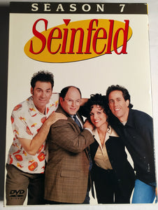 Seinfeld Season 7 DVD Box Set