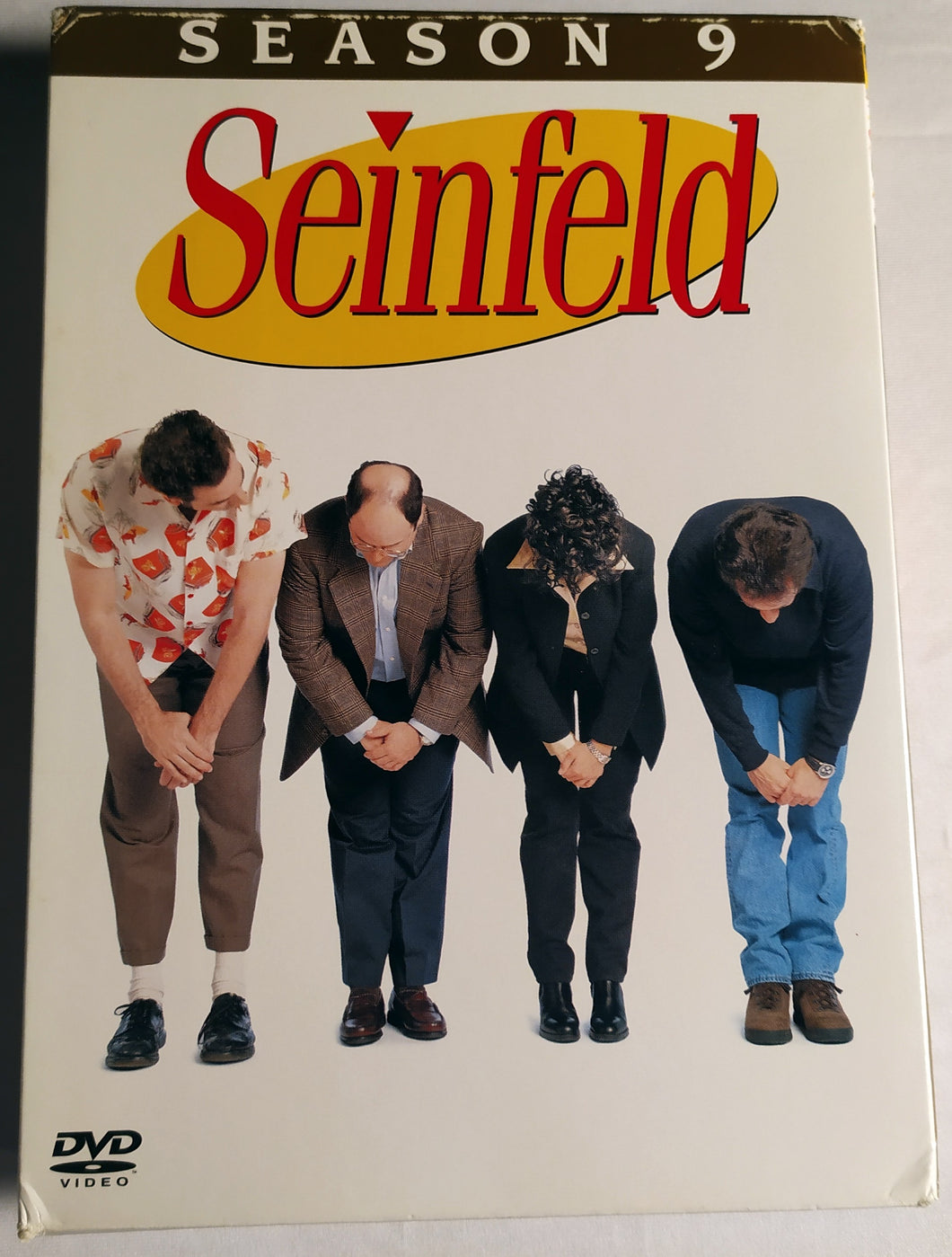 Seinfeld Season 9 DVD Box Set