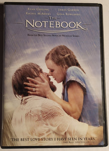 The Notebook DVD in Great Condition
