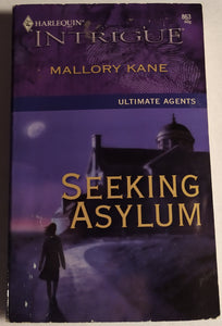 Seeking Asylum by Mallory Kane