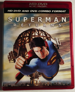 Superman HD DVD/DVD Combo Disc