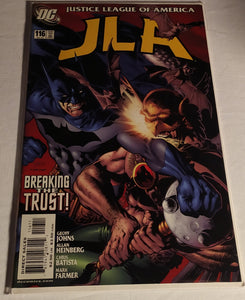 Justice League of America #116 - Breaking The Trust!