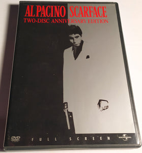Al Pacino Scarface – Two Disc Anniversary Edition: Full Screen