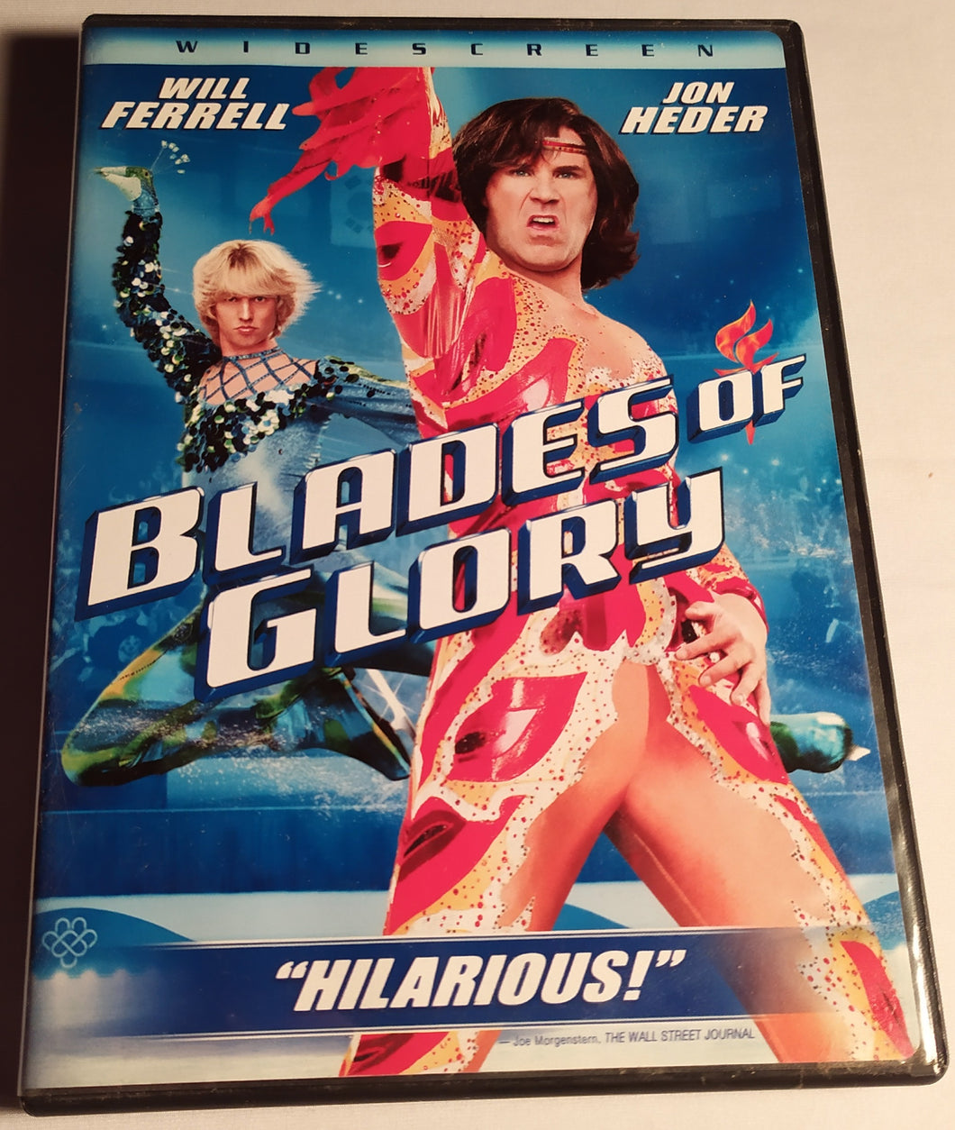 Blades of Glory – HILARIOUS!