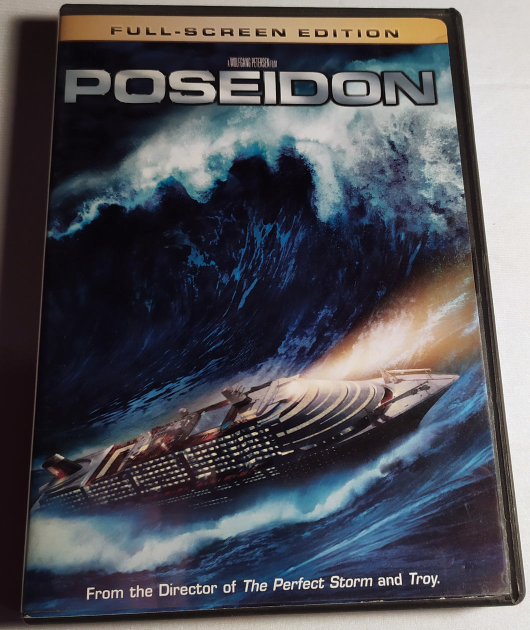 POSEIDON – From The Director Of The Perfect Storm And Troy