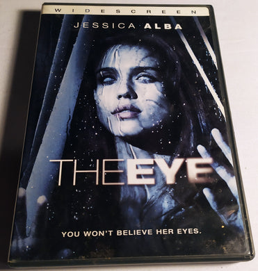 THE EYE - You Won′t Believe Her Eyes