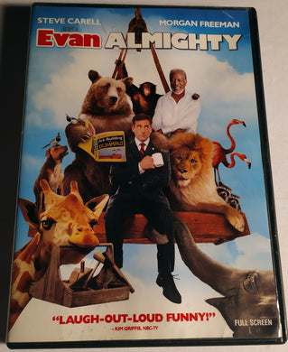 Evan Almighty – Full Screen
