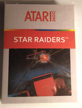 Load image into Gallery viewer, Star Raiders Atari 2600 Game